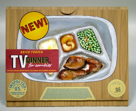 TV Dinners for Zombies Cover