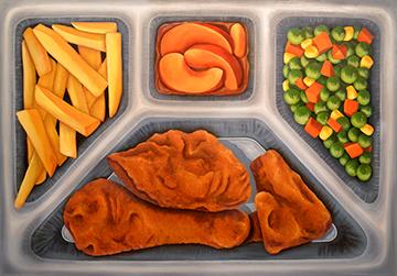 TV Dinner 2: Fried Chicken